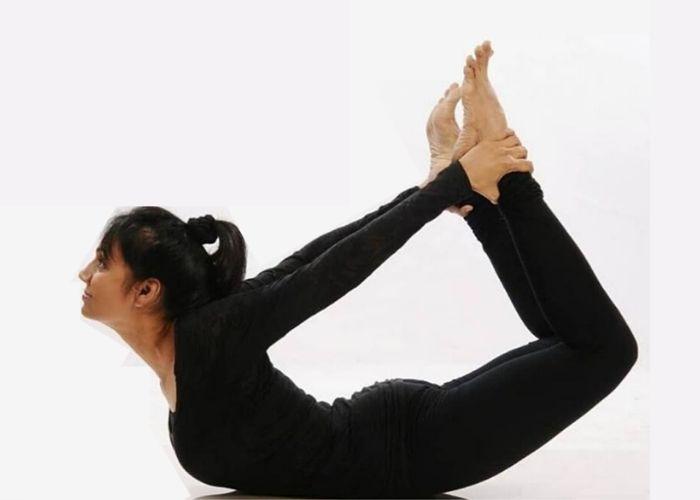 yoga asanas at shwet yoga classes & courses in thane