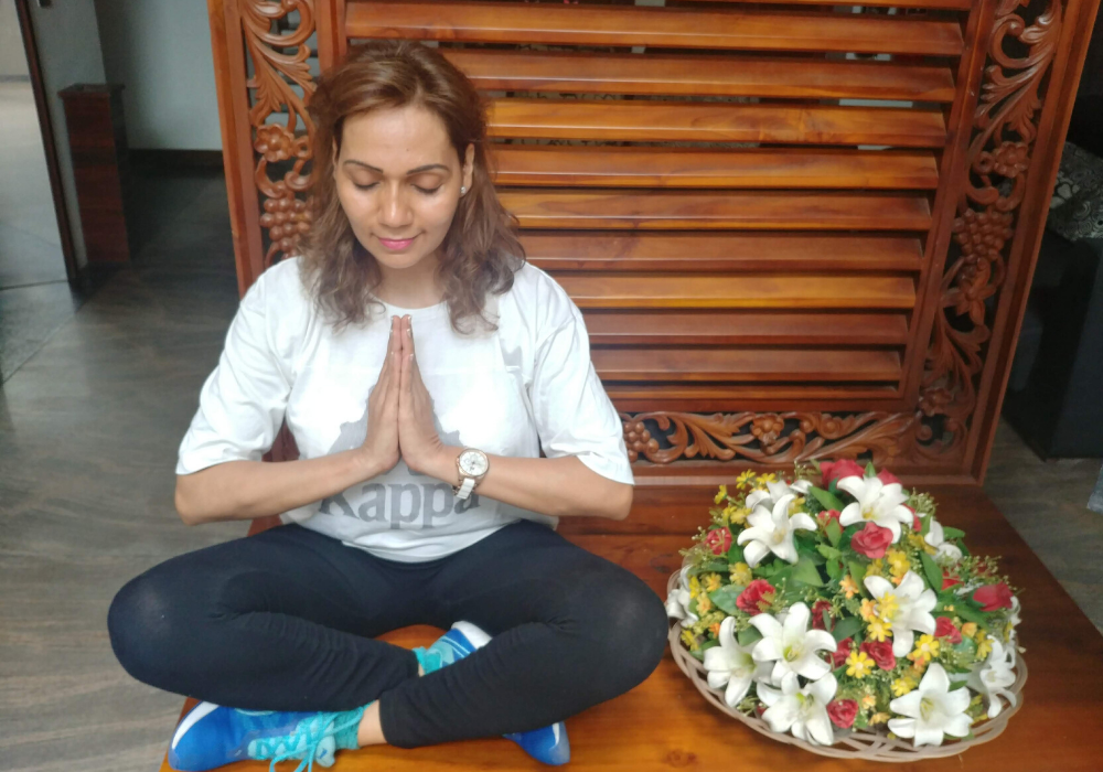 Yoga for health  at shwetyoga classes in thene west