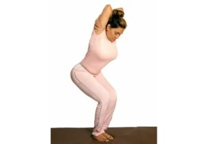 Get back in shape: Simple yoga poses for weight loss 32