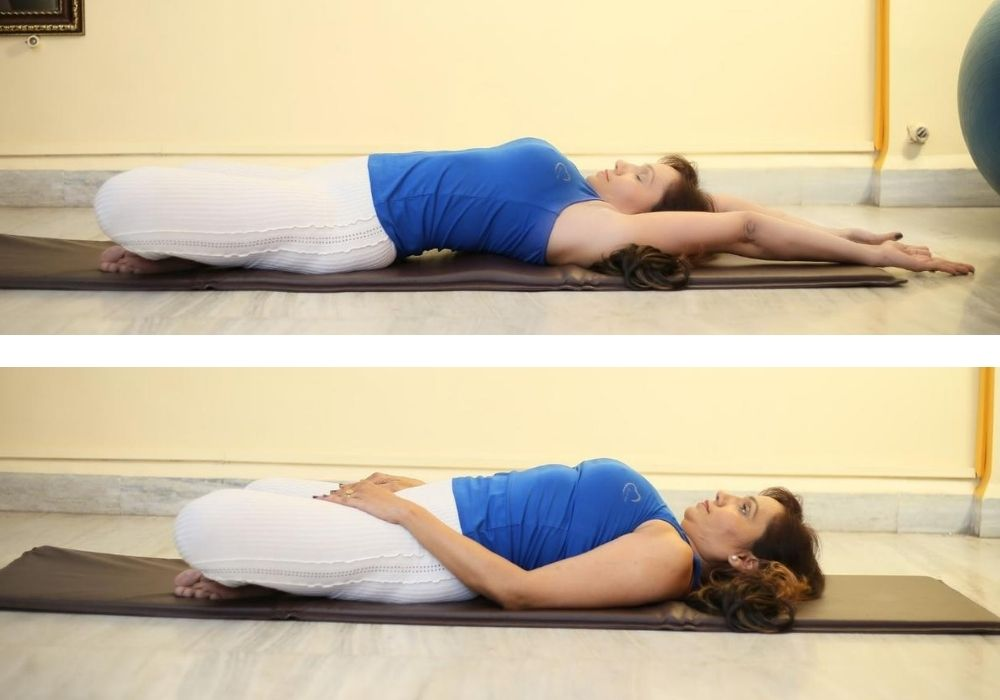 Yoga for beginners- yoga by shwet yoga classes in thane west