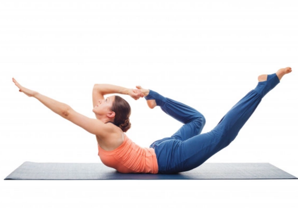yoga postures at shwet yoga classes and courses in thane west