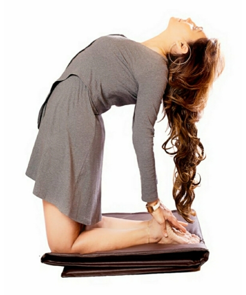 Yoga poses to get rid of double chin- yoga classes in thane