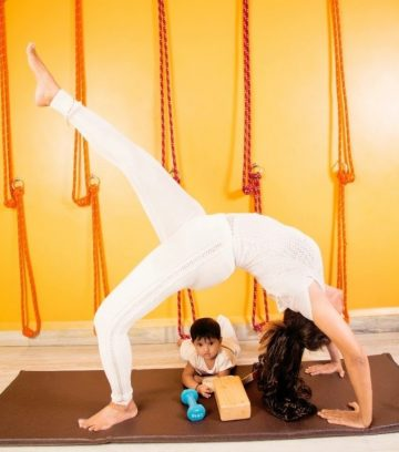 kids yoga- yoga at shwet yoga classes thane
