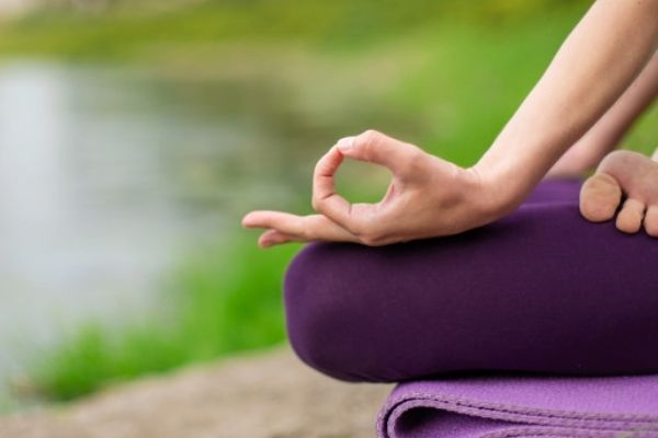 yoga mudra at shwet yoga classes in thane west